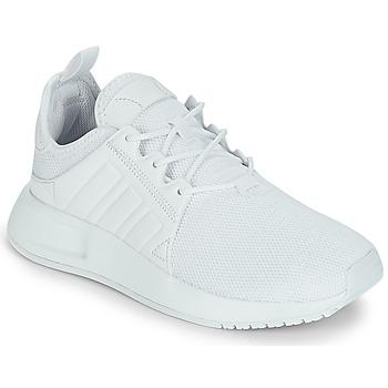 Schuhe Kinder Sneaker Low adidas Originals X_PLR J Weiss