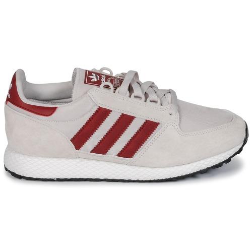 Adidas Originals OREGON Beige / / / Rot  Schuhe Sneaker Niedrig  79,95 2df6fd
