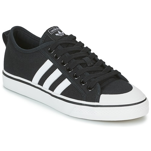 adidas Originals NIZZA Schwarz / Weiss  Schuhe Sneaker Low  69,95