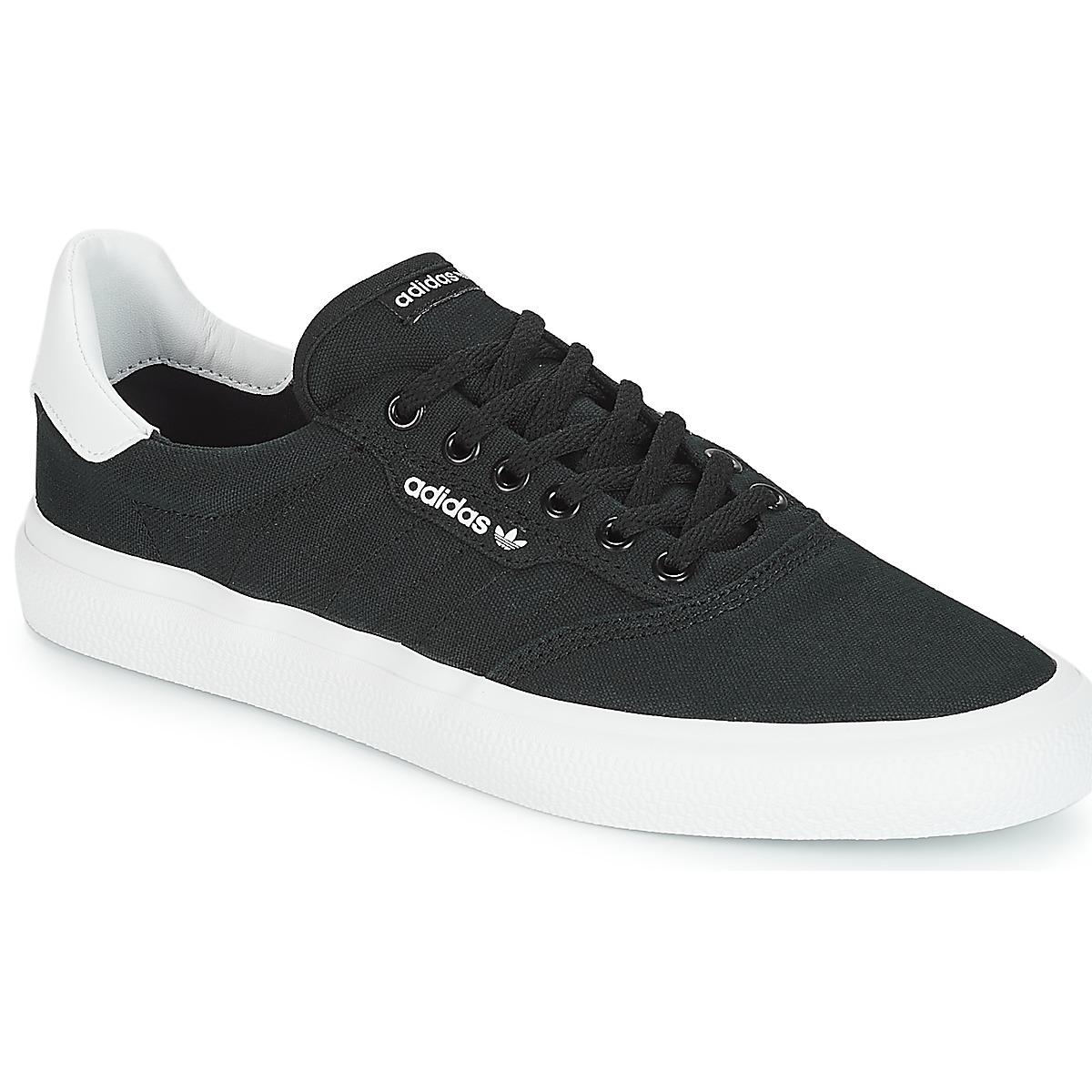 adidas Originals 3MC Schwarz - Kostenloser Versand bei Spartoode ! - Schuhe Sneaker Low  64,95 €