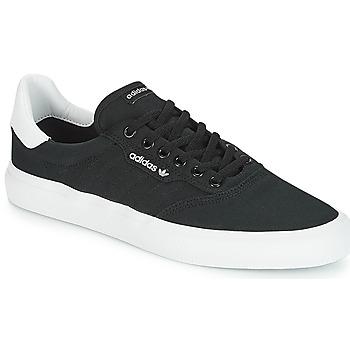 Schuhe Sneaker Low adidas Originals 3MC Schwarz