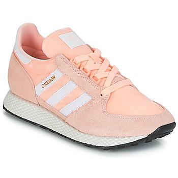 Schuhe Damen Sneaker Low adidas Originals OREGON W Rose