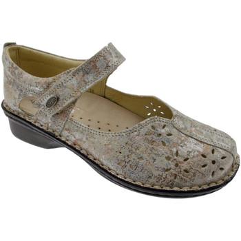 Schuhe Damen Ballerinas Calzaturificio Loren LOM2313be blu