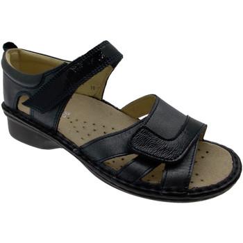 Schuhe Damen Sandalen / Sandaletten Calzaturificio Loren LOM2524bl blu