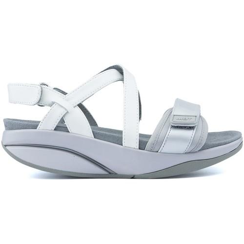 Mbt S CHANTEL W SILVER Schuhe Sandalen / Sandaletten Damen 145,05