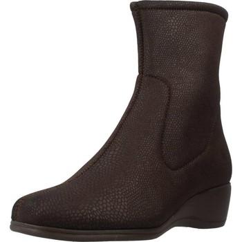Schuhe Damen Ballerinas Pinosos 34631 Brown
