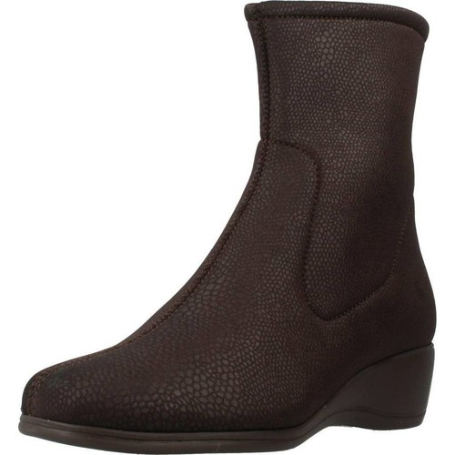 Schuhe Damen Boots Pinoso's 34631 Brown