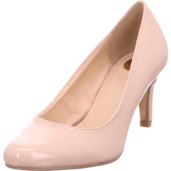 Schuhe Damen Pumps Buffalo C404A-1  -  182393 beige 01