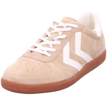Schuhe Damen Sneaker Low Hummel,hein Schnürhalbs.Sp-Boden nomad
