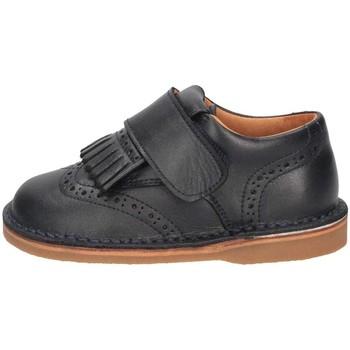 Schuhe Mädchen Derby-Schuhe Eli 1957 2212P French shoes Kind blau blau