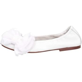 Schuhe Mädchen Ballerinas Eli 1957 6778W BIANCO Ballet Pumps Kind weiß weiß