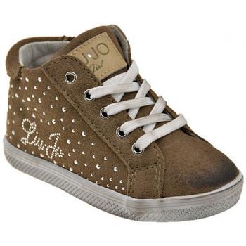 Schuhe Kinder Sneaker High Liu Jo 20765 Zip sportstiefel