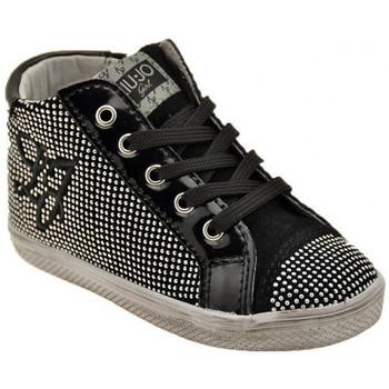 Schuhe Kinder Sneaker High Liu Jo 20766 Zip sportstiefel
