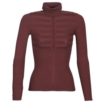 Kleidung Damen Pullover Morgan MENTOS Bordeaux