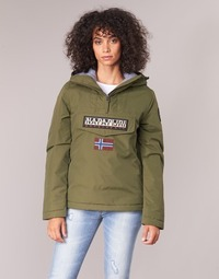 Kleidung Damen Parkas Napapijri RAINFOREST WINTER Kaki