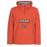 Kleidung Herren Parkas Napapijri RAINFOREST WINTER Orange