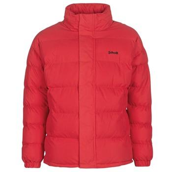 Kleidung Daunenjacken Schott NEBRASKA Rot