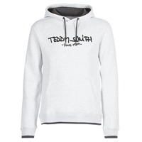 Kleidung Herren Sweatshirts Teddy Smith SICLASS HOODY Grau