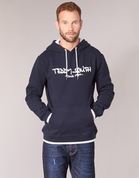 Kleidung Herren Sweatshirts Teddy Smith SICLASS HOODY Marine