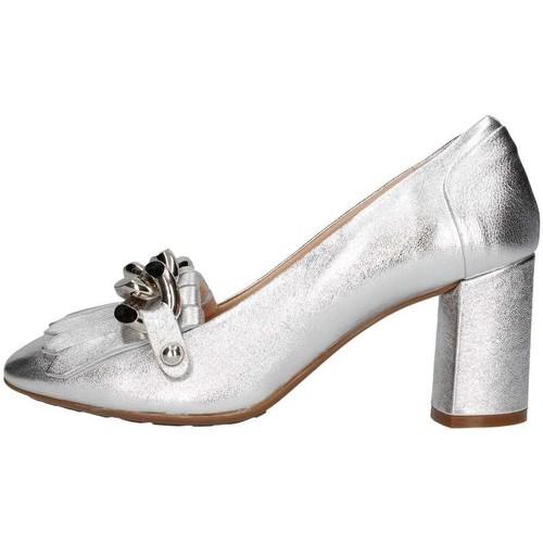 Schuhe Damen Pumps Paola Ghia 7820 Silber