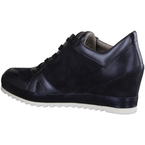 Gabor 62675-46- Damenschuhe Top Trends, Blau, leder (dreamvelour/perl 534