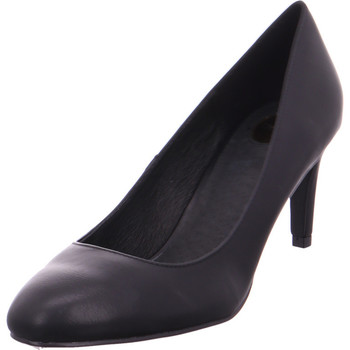 Schuhe Damen Pumps Buffalo P1735A Pumps Middle Heel Black