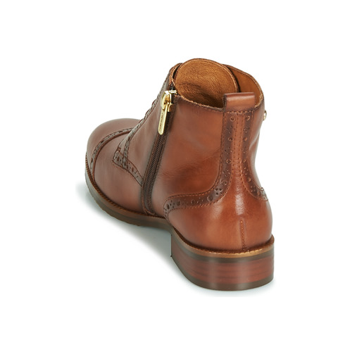 Pikolinos ROYAL W4D Camel  Schuhe Stiefel Stiefel Stiefel Damen 129 b7ca31