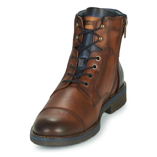 Pikolinos YORK M2M Braun / Marine    Schuhe Boots Herren 7c3816