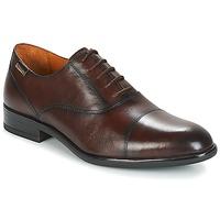 Schuhe Herren Derby-Schuhe Pikolinos BRISTOL M7J Braun