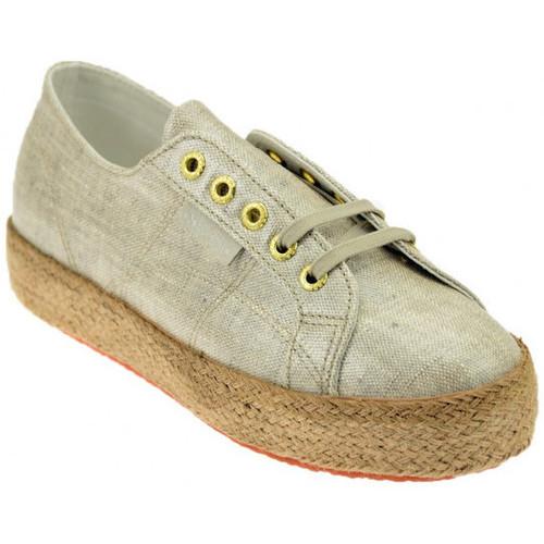 Schuhe Damen Sneaker High Superga 2730LINRBRROPEWsneakers Multicolor