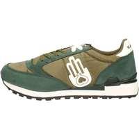 Schuhe Herren Sneaker Low Kamsa UKAMSA GREEN