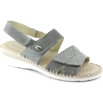 Schuhe Damen Sandalen / Sandaletten Grunland GRU-CCC-SA1781-GR Grigio