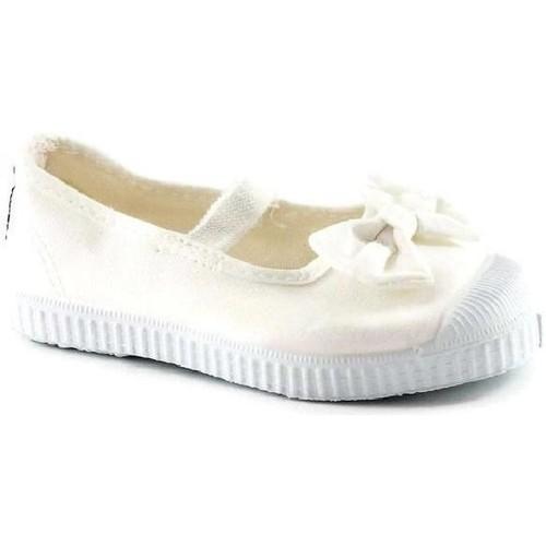 Schuhe Kinder Ballerinas Cienta CIE-CCC-73997-05 Bianco