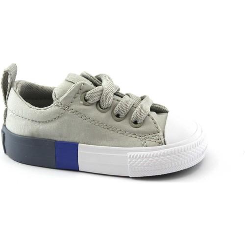 Schuhe Kinder Sneaker Low Converse CON-E18-759978C-GR Grigio