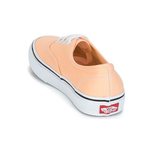 Vans AUTHENTIC Beige  Schuhe Turnschuhe Low Low Low Damen 46658d