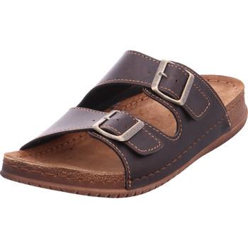 Schuhe Herren Pantoffel Inblu - TH016-M braun