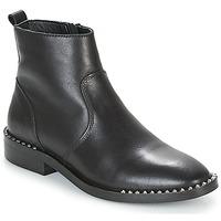 Schuhe Damen Boots Bullboxer TELMASSA Schwarz