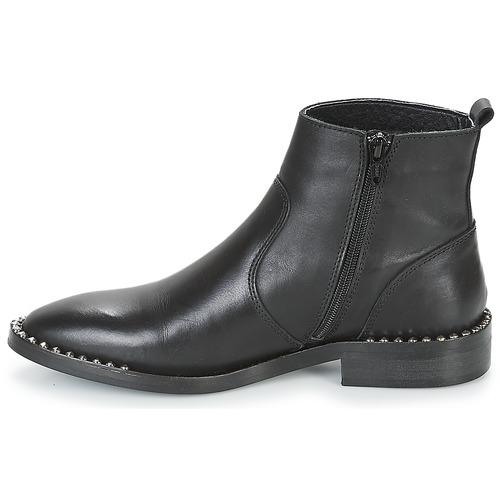 Bullboxer TELMASSA Schwarz    Schuhe Boots Damen 73d601