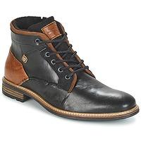 Schuhe Herren Boots Bullboxer NIRINA Schwarz