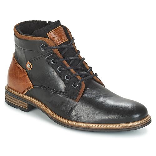 Bullboxer NIRINA Schwarz  Schuhe Boots Herren 88,99