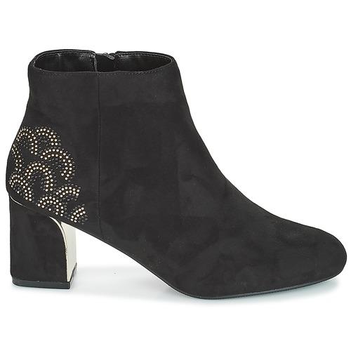 Moony Schuhe Mood JASMINA Schwarz  Schuhe Moony Low Boots Damen 58,99 fd8cb8