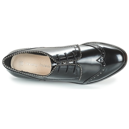 Moony Schuhe Mood JENNY Schwarz  Schuhe Moony Derby-Schuhe Damen 43,99 3186a0