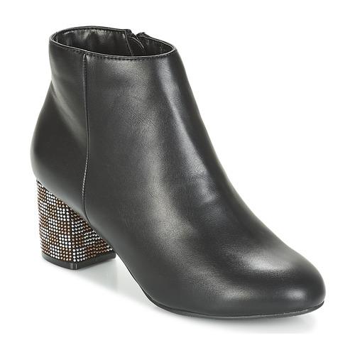 Moony Mood JAPSERA Schwarz    Schuhe Low Stiefel Damen e284e5