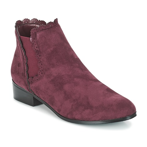 Moony Mood JERMA Aubergine  Schuhe Boots Damen 53,99