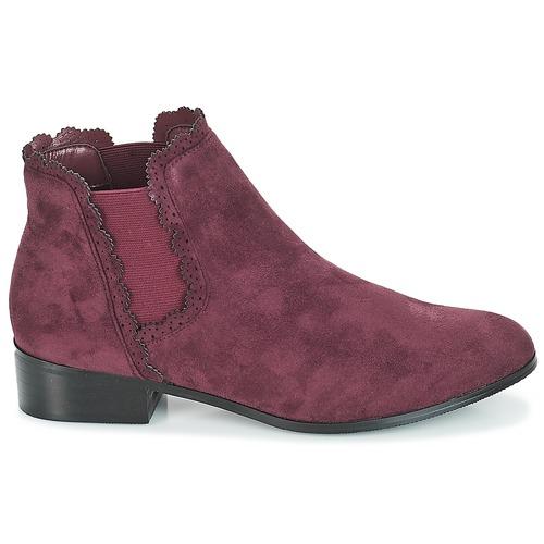 Moony Mood JERMA Aubergine  53,99 Schuhe Boots Damen 53,99  e959ef
