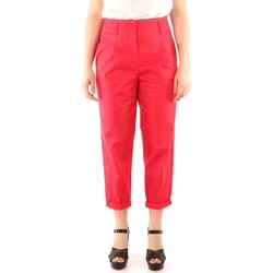 Kleidung Damen 5-Pocket-Hosen Iblues FEBO Hosen Frau red red