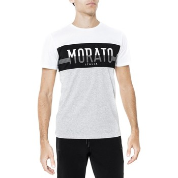 Kleidung T-Shirts Antony Morato T-SHIRT CON CONTRASTI Weiß