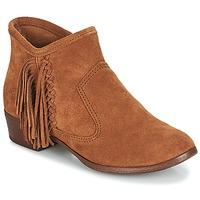 Schuhe Damen Low Boots Minnetonka BLAKE BOOT Camel