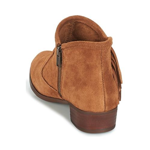 Minnetonka BLAKE BOOT Camel  Schuhe Low Boots Damen 149