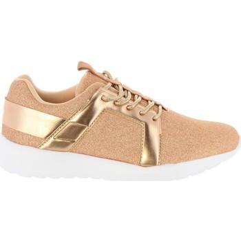 Schuhe Damen Sneaker Low Bass3d 41436 Beige